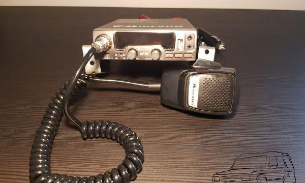 Installazione Radio CB
