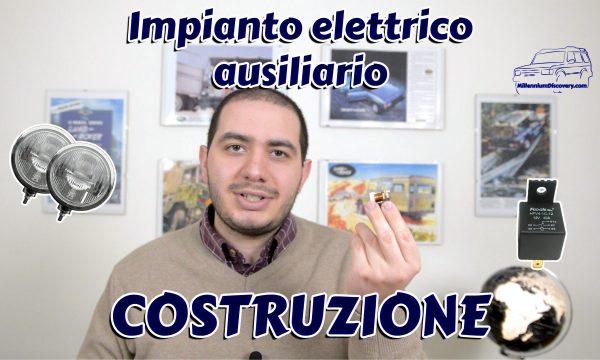 Costruire un impianto elettrico ausiliario